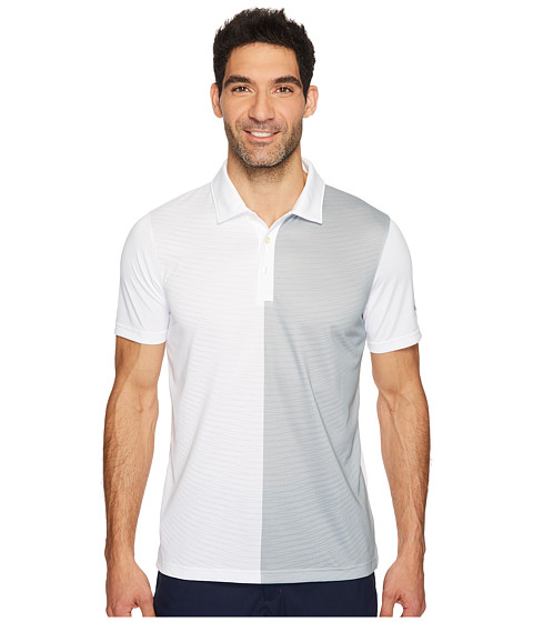 PUMA Golf Bisected Polo - Bright White