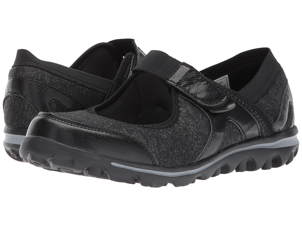 Propet Onalee (Grey/Black) Women's Shoes
