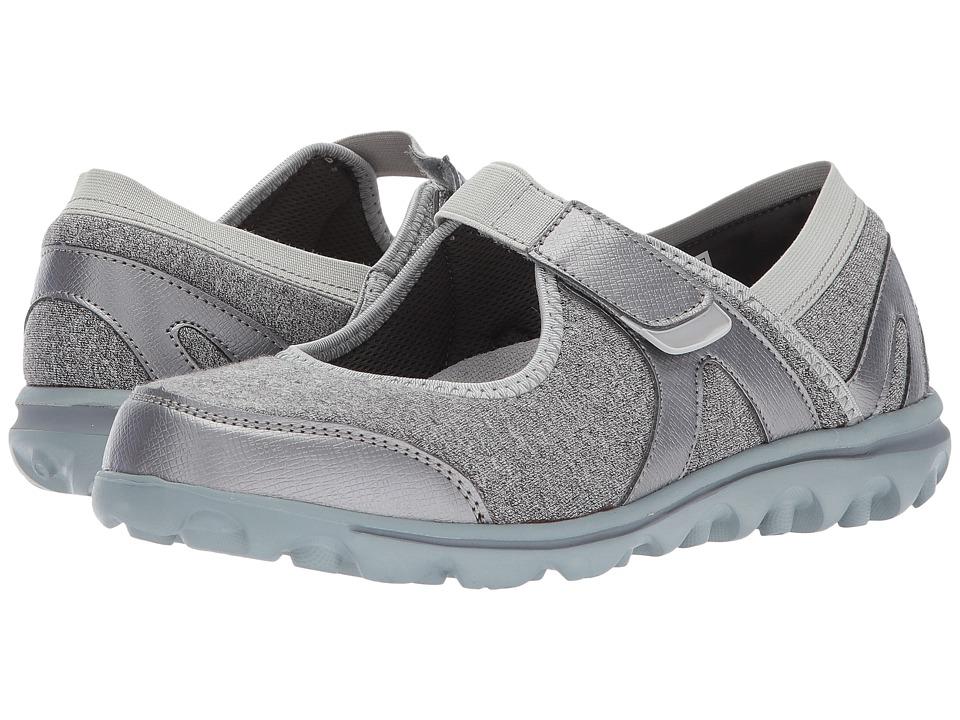 Propet Onalee (Grey/Silver) Women