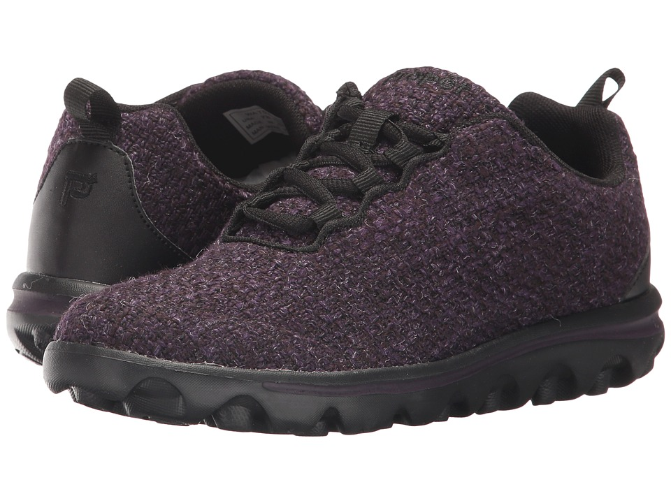 Propet TravelActiv (Purple) Women's Shoes
