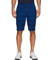 PUMA Golf - Stretch Heather Stripe Shorts