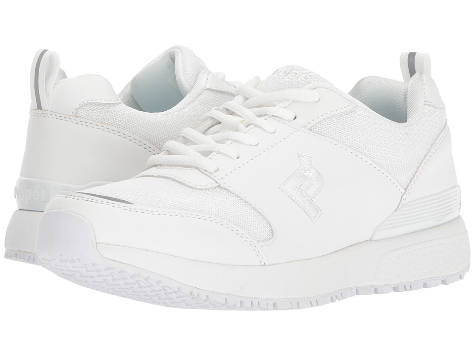 Propet Selma (White) Women's Shoes