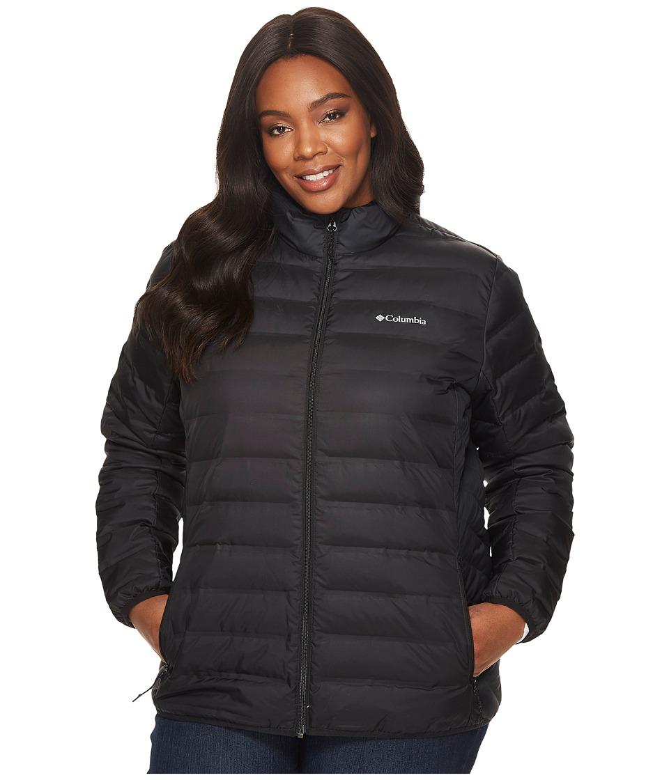 Columbia Plus Size Lake 22 Jacket (Black) Women