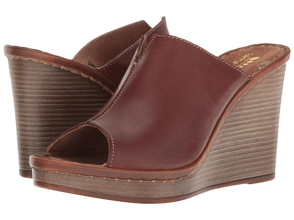 Spring Step Chrisy (Chocolate Brown) Women