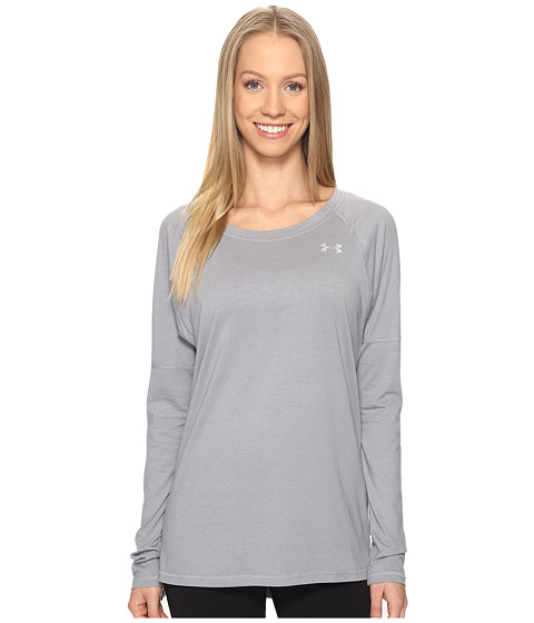 Under Armour Cotton Modal Long Sleeve Solid