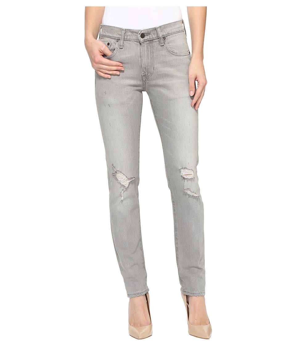 Levis(r) Womens - Premium 505C Jeans (Burn Rubber) Womens Jeans