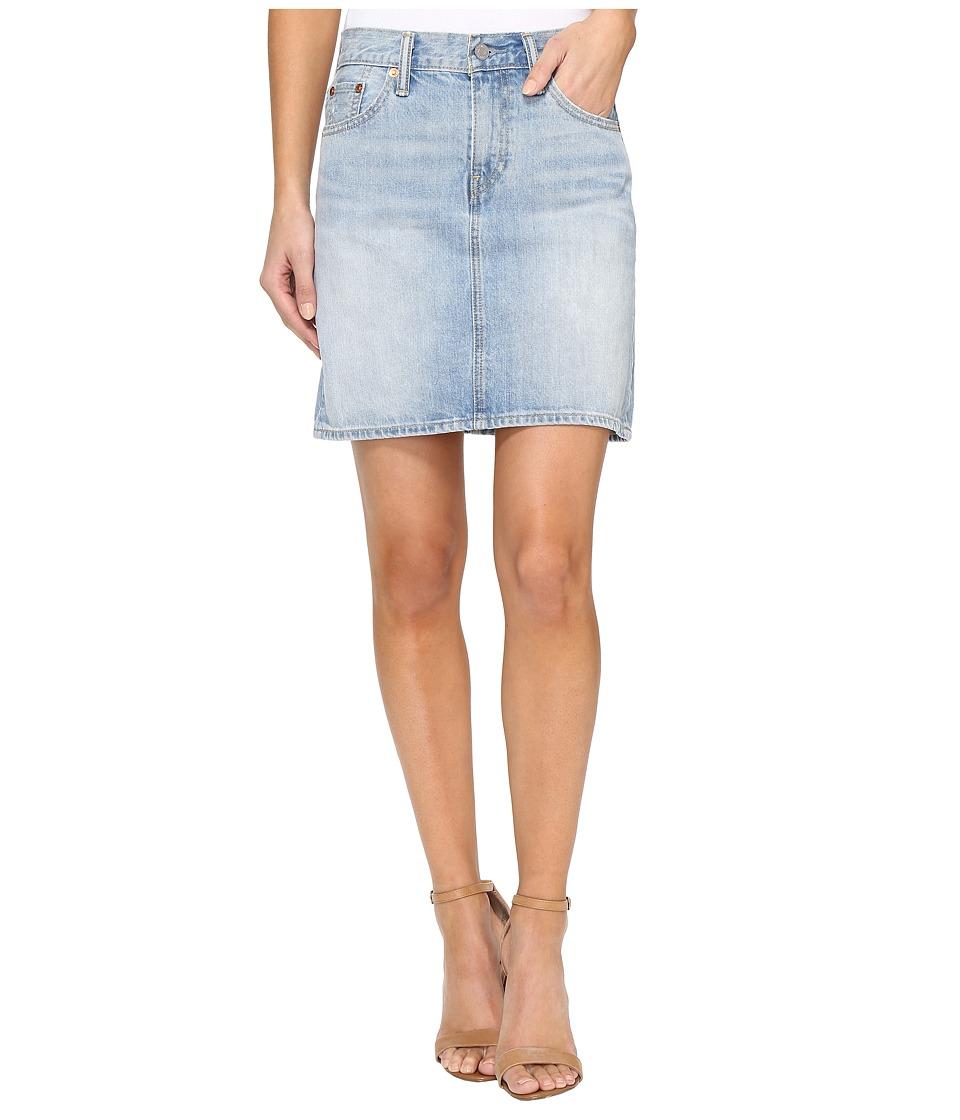 Levis(r) Womens - Premium The Every Day Skirt (Antics) Womens Skirt