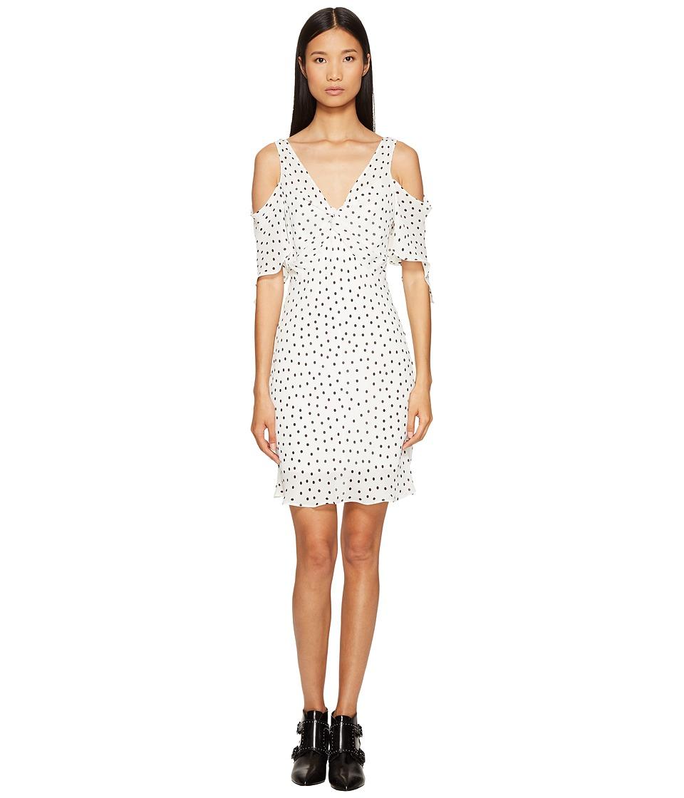 McQ - Dropped Shoulder Dress