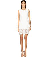 McQ - Hybrid Short Lace Dress