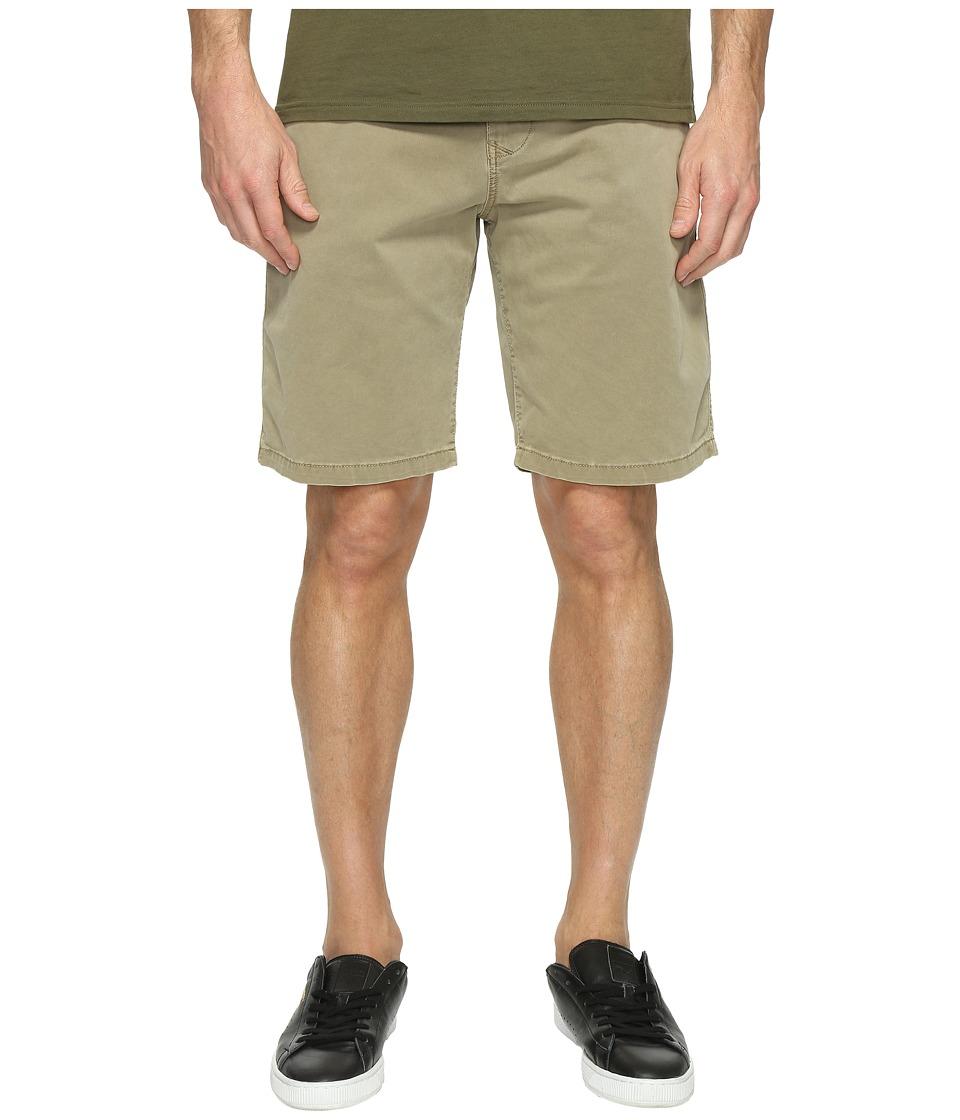 Lucky Brand Comfort Stretch Shorts (Twill) Men