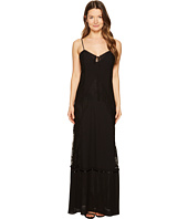 McQ - Long Lace Slip Dress