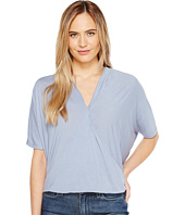 B Collection by Bobeau - Karmen Surplice Knit Top