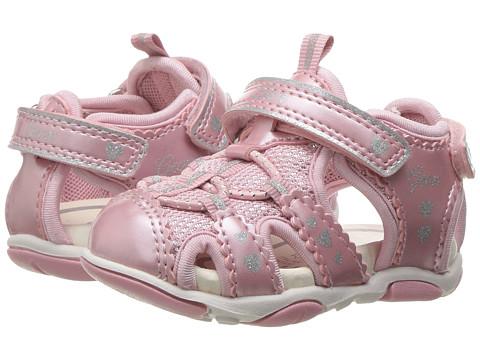 Geox Kids Jr Sandal Agasim 1 (Toddler) - Light Pink