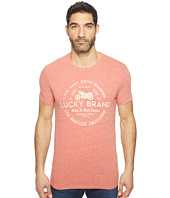 Lucky Brand - Lucky Drive Faster Graphic Tee