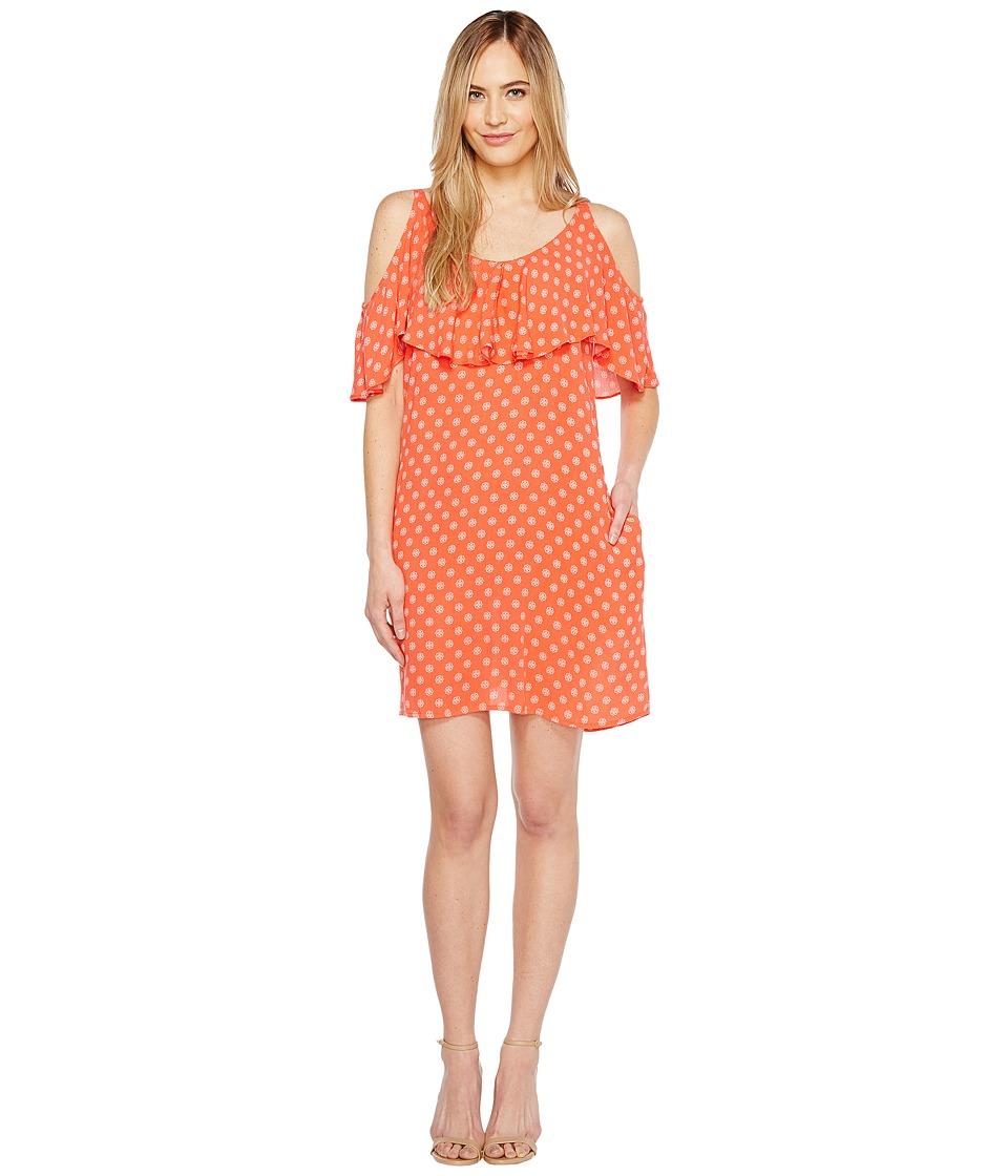 B Collection by Bobeau - Kennedy Flounce Layer Dress
