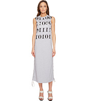 McQ - Eyelet Tank Dress