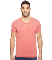 Lucky Brand - Burnout V-Neck Tee