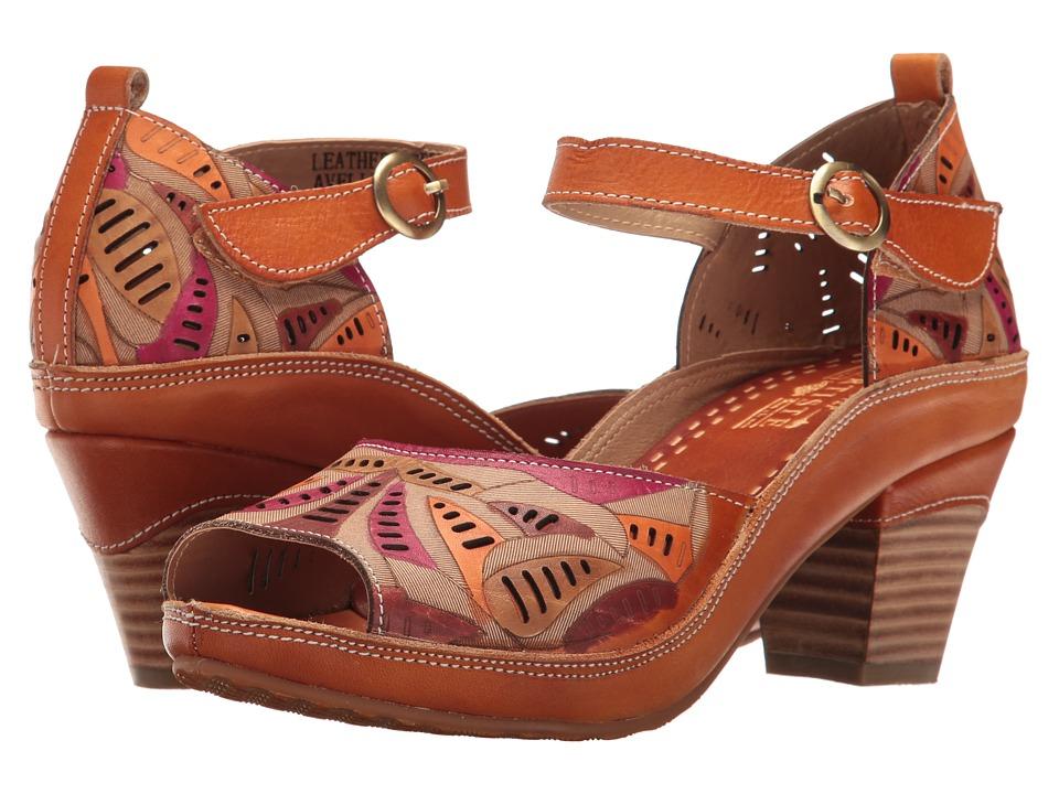 Spring Step Avelle (Camel) Women