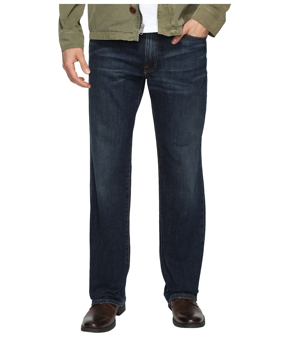 Lucky Brand 361 Vintage Straight in Shallow Pond (Shallow Pond) Men