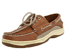 Sperry Top-Sider - Billfish 3-Eye Boat Shoe (Dark Tan) - Footwear