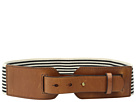Fossil - Webbing/Leather Waist Belt