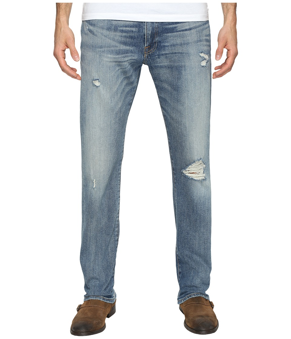 Lucky Brand 410 Athletic Fit in Seven Seas (Seven Seas) Men