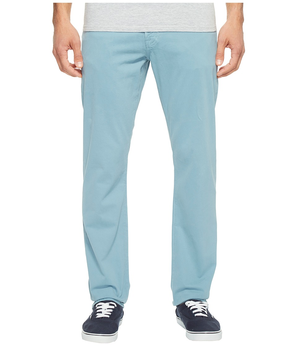 AG Adriano Goldschmied - Graduate Tailored Leg Twill in Yacht Blue