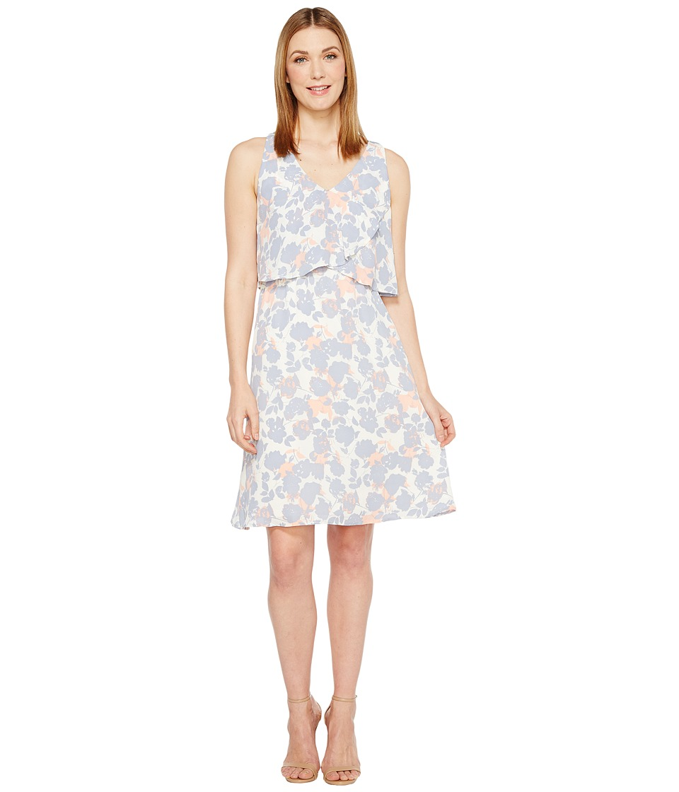B Collection by Bobeau - Lane Double V Woven Dress