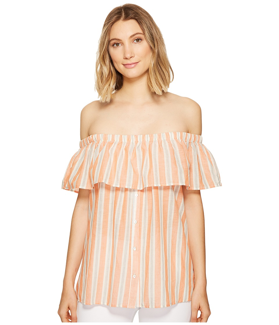 B Collection by Bobeau - Colette Off the Shoulder Blouse