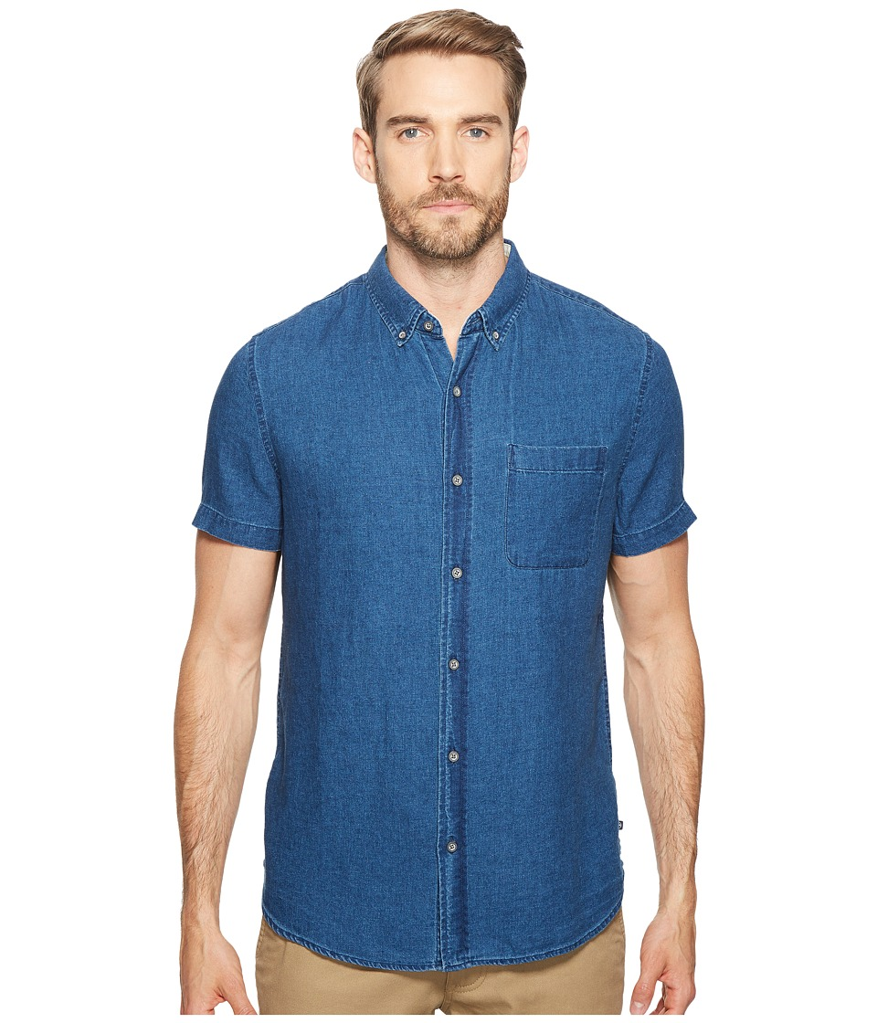 AG Adriano Goldschmied - Nash Short Sleeve Shirt