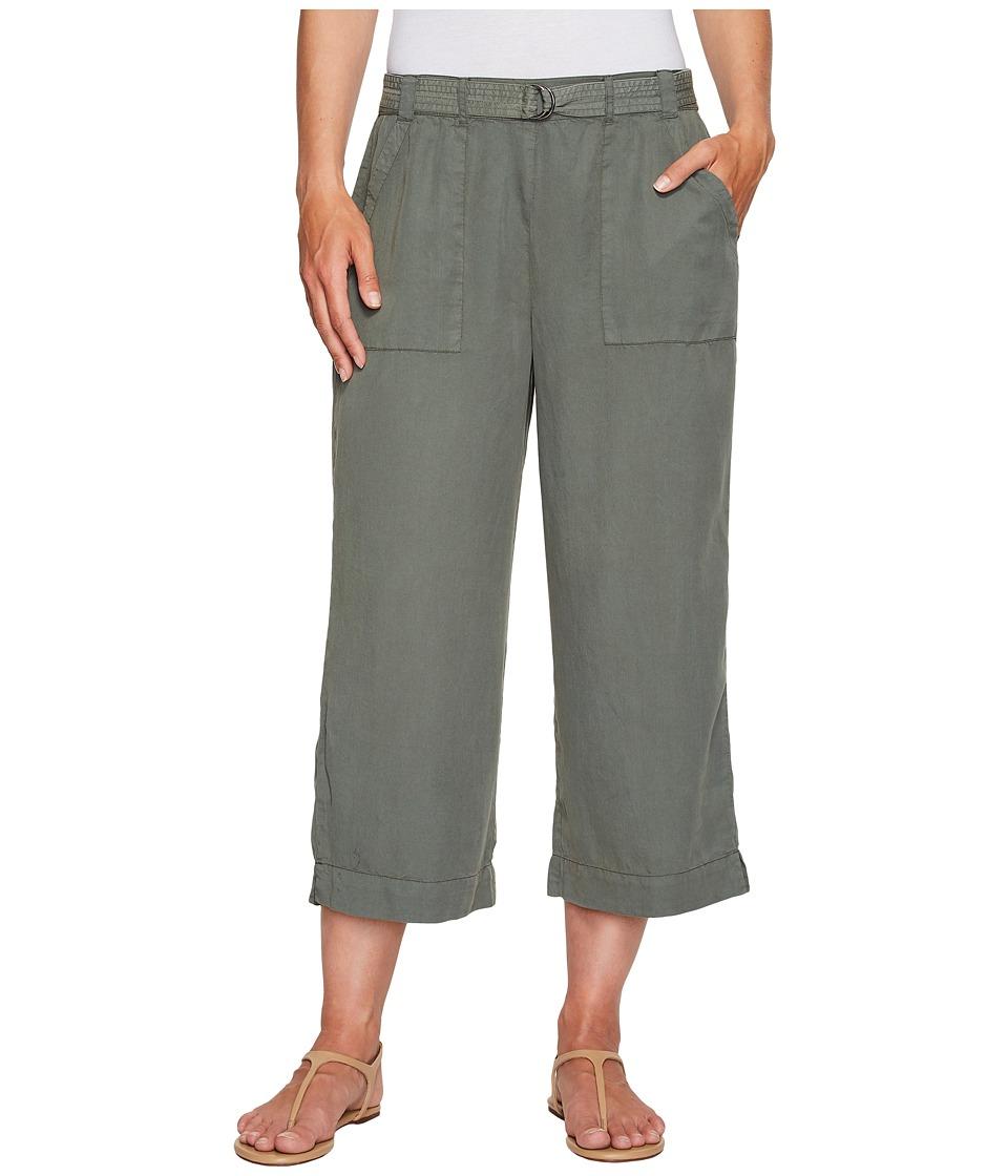 B Collection by Bobeau - Kai Crop Wide Leg Pants