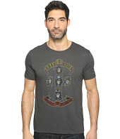 John Varvatos Star U.S.A. - Guns N Roses, Appetite For Destruction Short Sleeve Graphic Tee K3059T1B