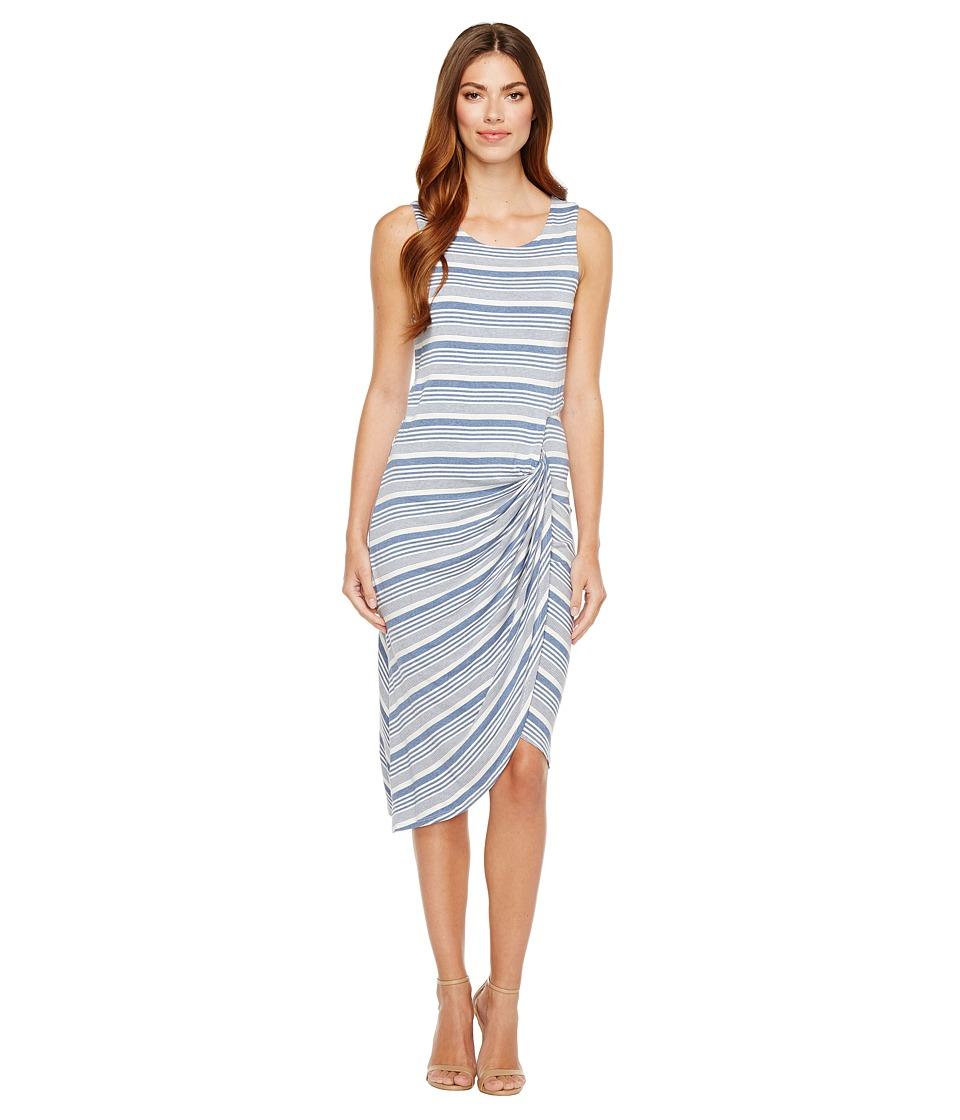 B Collection by Bobeau - Side Gather Tank Dress