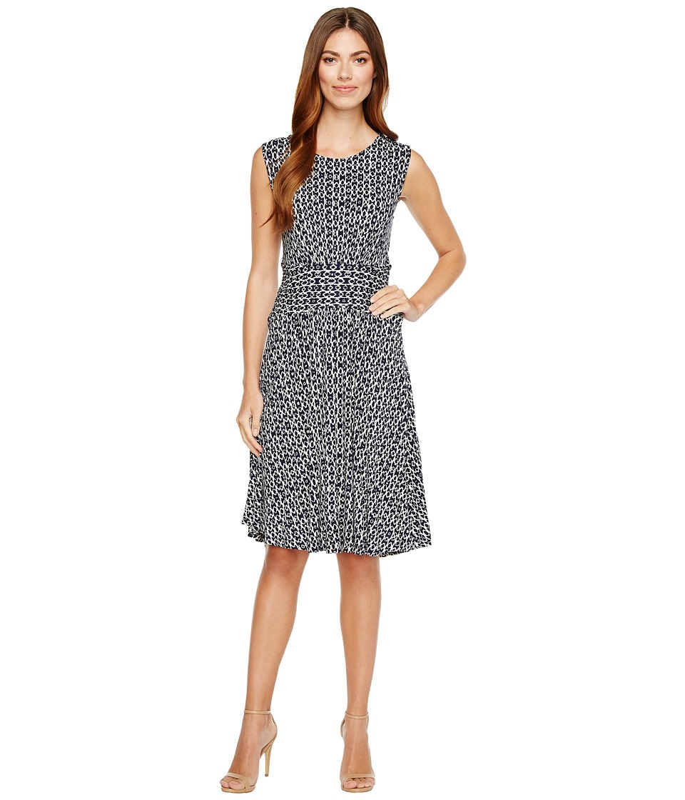B Collection by Bobeau - Knit Fit Flare Dress