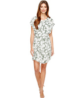 B Collection by Bobeau - Penny Self Tie Woven Dress