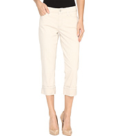 NYDJ - Dayla Wide Cuff Capris in Clay