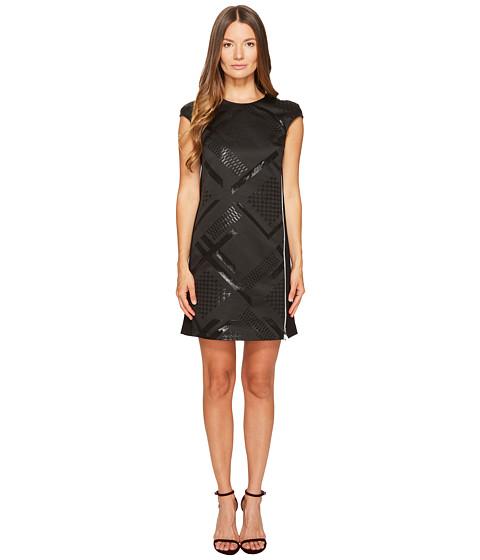 Versace Jeans Sleeveless Geo Dress