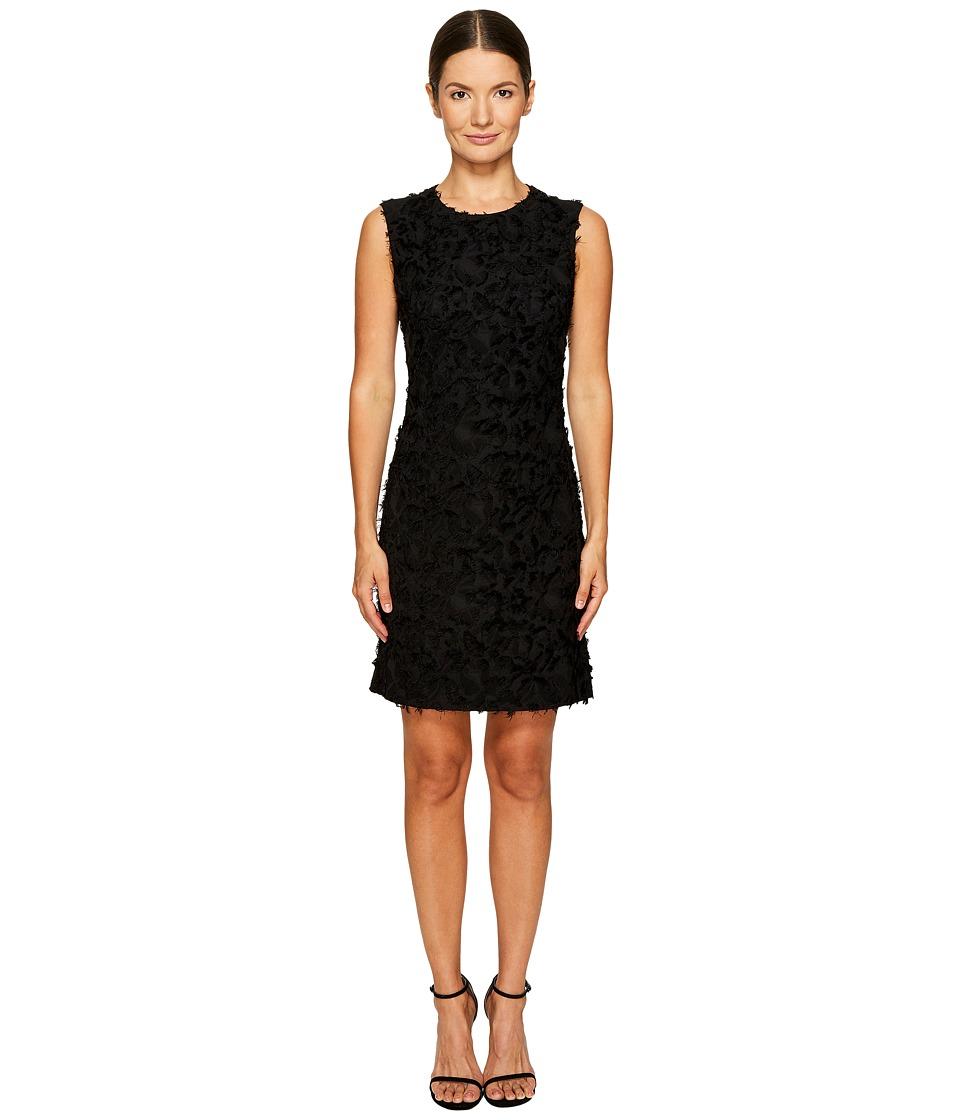 Versace Jeans - Sleeveless Textured Dress