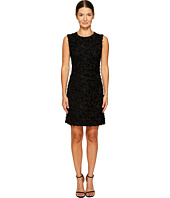 Versace Jeans - Sleeveless Textured Dress
