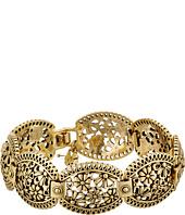 6PM:Lucky Brand 女款时尚镂空金色手链, 原价$39, 现仅售$19.99, 任意两件或以上!
