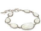 Mother-of-Pearl Link Bracelet