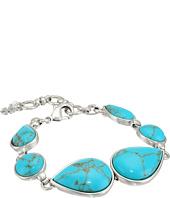 Lucky Brand - Turquoise Link Bracelet II