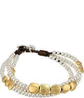 Lucky Brand - Beaded Leather Bracelet II