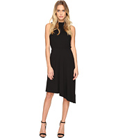 Three Dots - Asymmetrical Jersey Dress