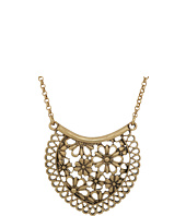 Lucky Brand - Lace Pendant Necklace