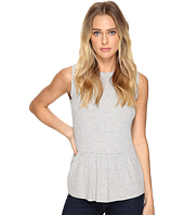 Three Dots - Sleeveless Peplum