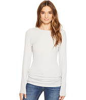 Michael Stars - 2X1 Rib Long Sleeve Crew Neck