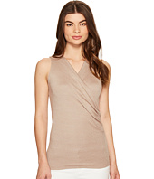 Michael Stars - Shine Sleeveless Surplice Top