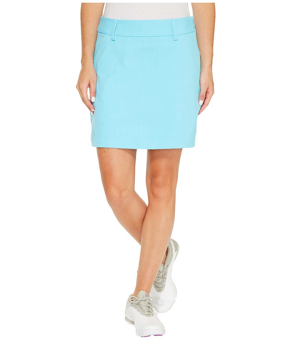PUMA Golf Pounce Skirt (NRGY Turquoise) Women