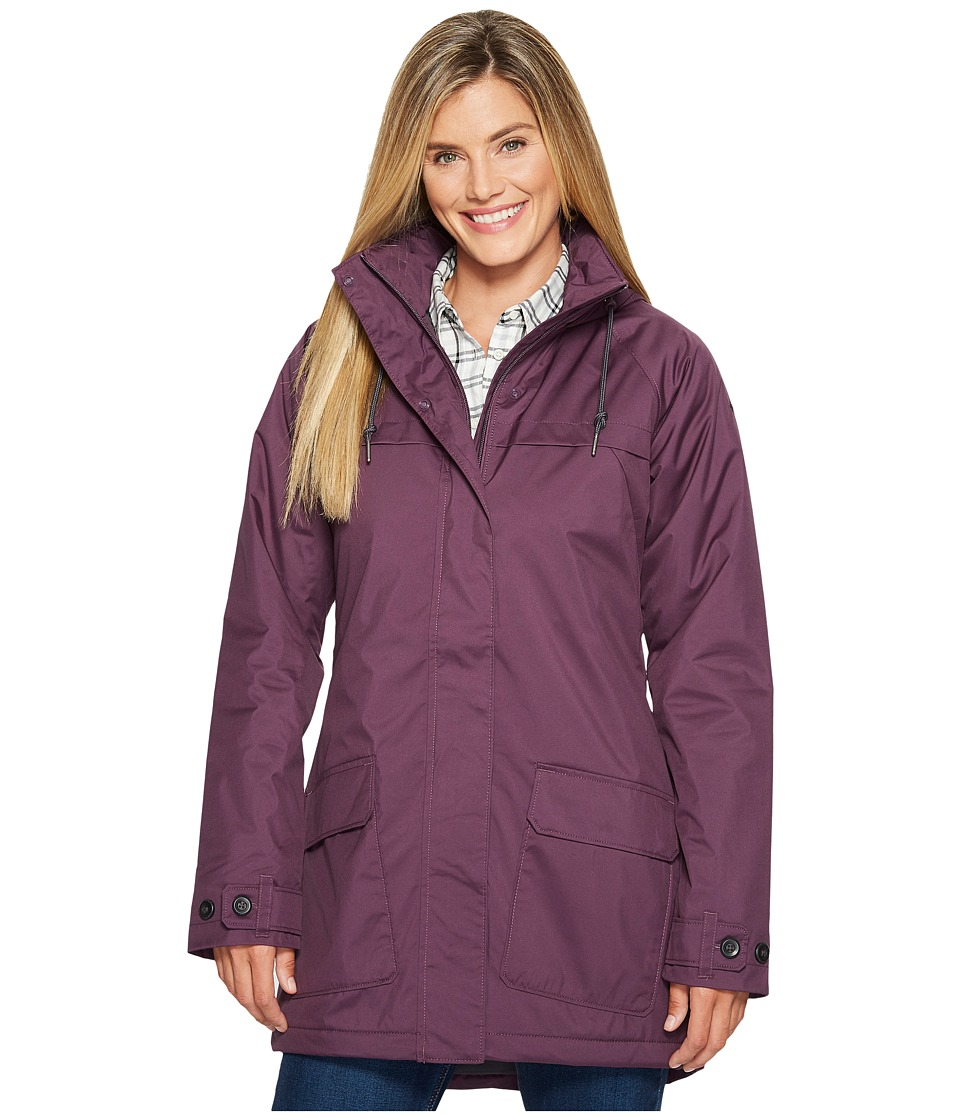Columbia Lookout Crest Jacket (Dusty Purple) Women